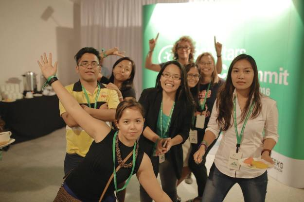 Startup Weekend PH Facilitators at Techstars APAC Summit 2016