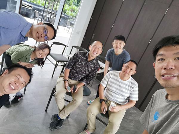 TLC v3 in Singapore